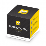 Magnetic mic box