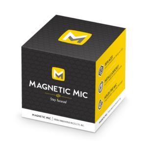 Magnetic mic box
