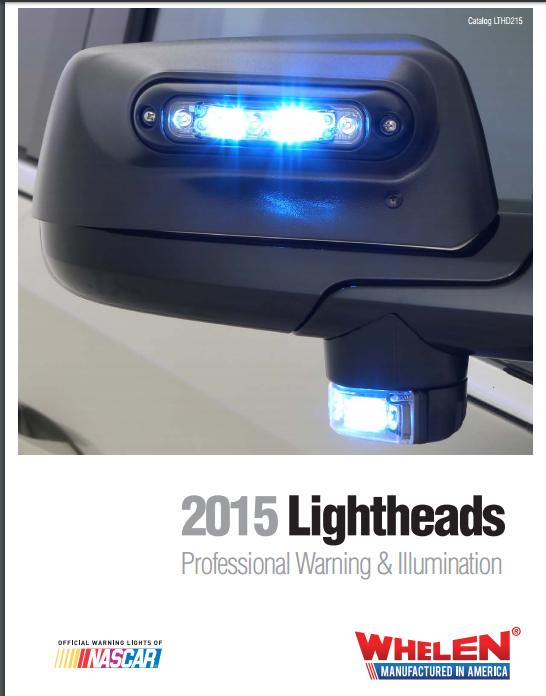 Whelen Lightheads catalogue