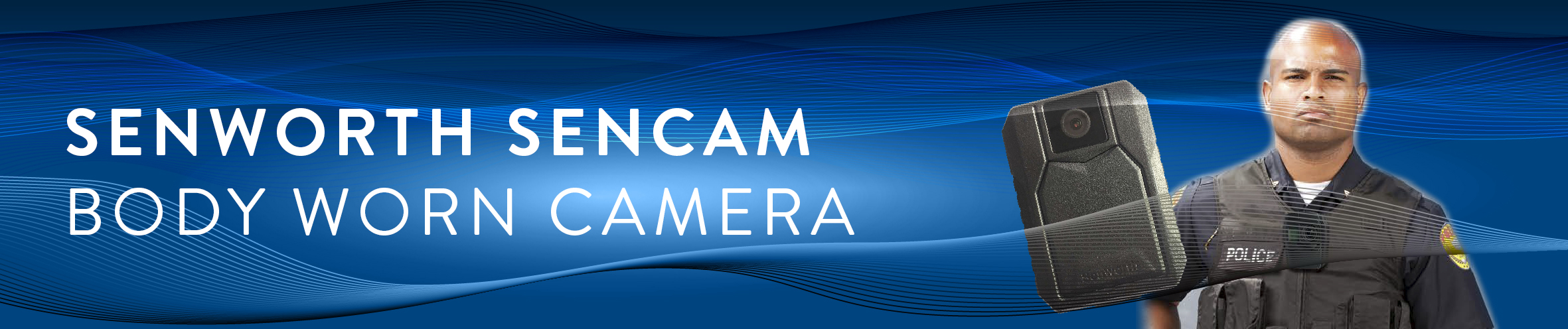 Senworth Sencam Body Worn Camera