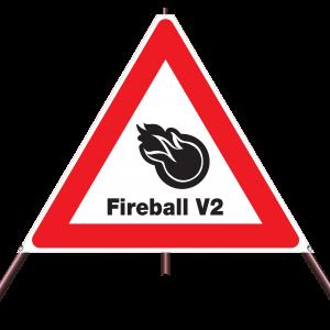 triangle fireball