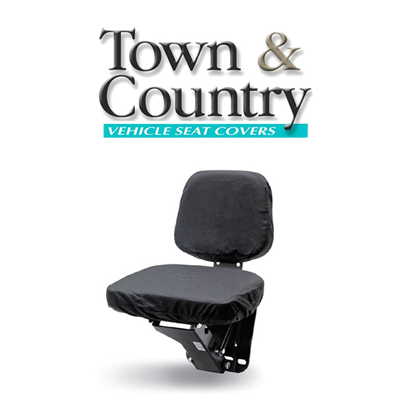 town country button